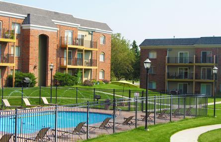 The Georgetown Apartments - 7100 Van Dorn Street Lincoln, NE